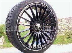 Roues D'Hiver Pneus Jantes 19 Pouces pour Mercedes Skoda Seat BMW Axxion AX5