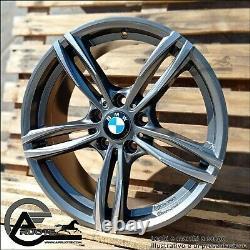 Set 4 Jantes en Alliage NAD De 18 5X120 Pour BMW Serie 1 E82 87 F20 21 3 E46 M